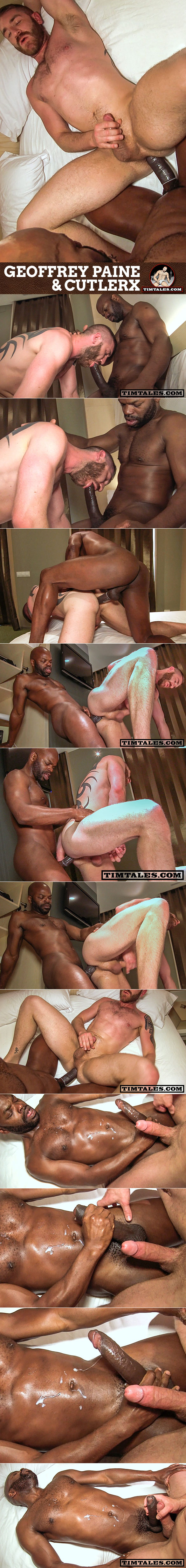 TimTales: CutlerX pounds Geoffrey Paine