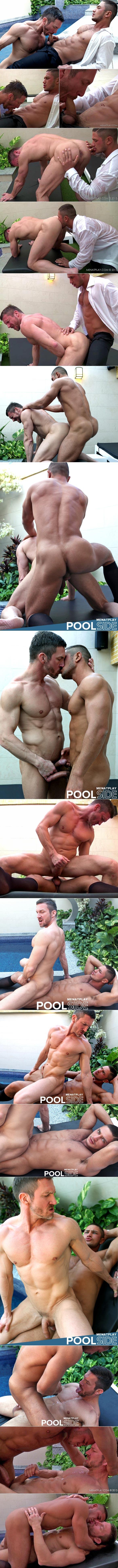 "MenAtPlay: Newcomer Dato Foland tops Tomas Brand in ""Poolside"""